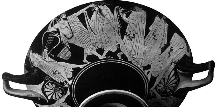 greek theatre essays