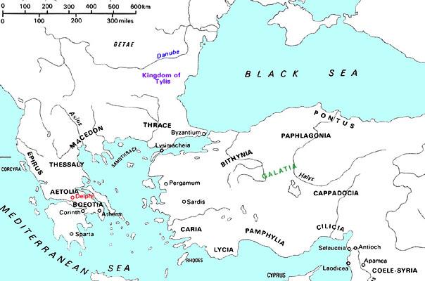 Ethnic Identity - Syracuse map italy
